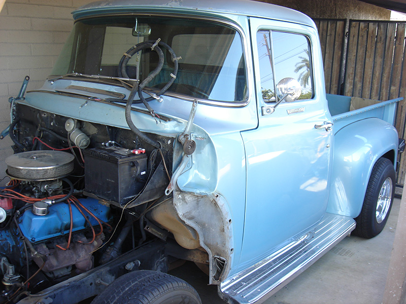 56 ford truck before(800)
