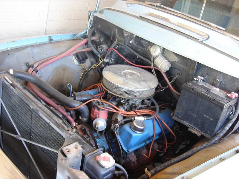 56 ford truck engine before (2)(800)