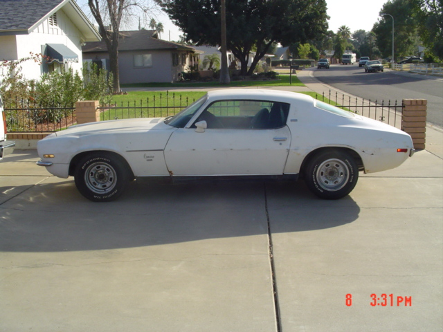 73 Camero | JSE Automotive Repair
